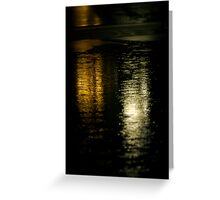 Silver & Gold Greeting Card