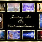 Fantasy Art Calendar 2010 by EnchantedDreams