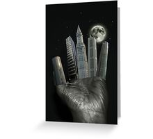 City Boy Greeting Card
