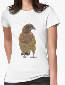 The New Zealand Kea Womens Fitted T-Shirt