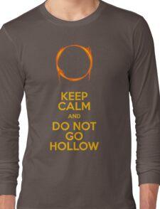 Do not go Hollow Long Sleeve T-Shirt