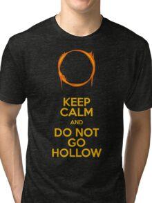 Do not go Hollow Tri-blend T-Shirt