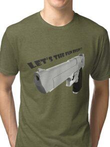 Desert Eagle Tri-blend T-Shirt