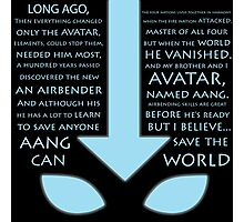 The Last Airbender  Photographic Print