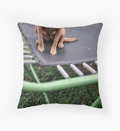 The One About Missy. Throw Pillow