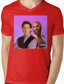 Deathfeld  Mens V-Neck T-Shirt