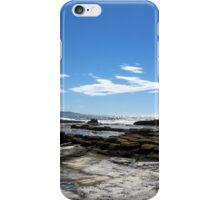 Rockscape - Depot Beach, New South Wales iPhone Case/Skin