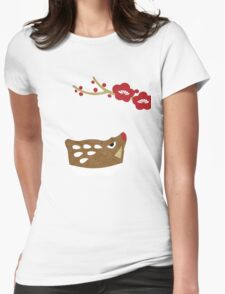 Inoshishi under the cherry tree T-Shirt