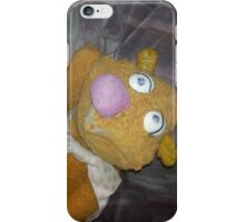 Battered Fozzie Bear. iPhone Case/Skin