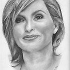 Mariska Hargitay by Karen Townsend
