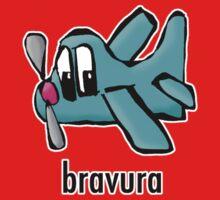bravura the brave little spitfire by Rob Bryant