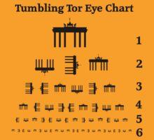 Tumbling Tor Eye Chart by klaaseng