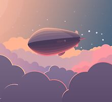 Airship by TheNewVision