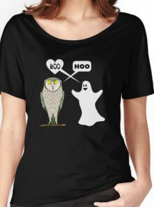 Ghostly valentine Women's Relaxed Fit T-Shirt