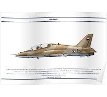 Hawk Abu Dhabi 1 Poster
