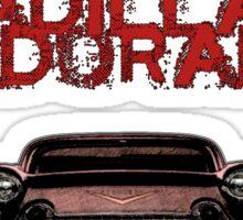 Cadillac Eldorado tribute - 2 stickers Sticker