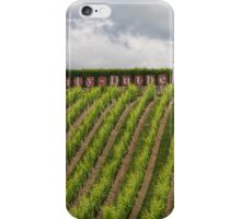 Couly-Dutheil Winery, Chinon, France iPhone Case/Skin