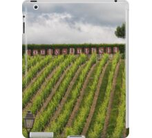 Couly-Dutheil Winery, Chinon, France iPad Case/Skin