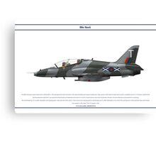 Hawk GB 5 Canvas Print