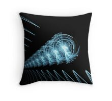 The snitch Throw Pillow