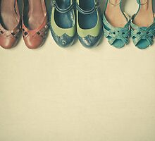 The Shoe Collection by Cassia