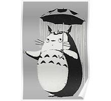 Umbrella neighbor Poster