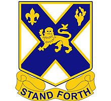 102nd Infantry Regiment - Stand Forth Photographic Print