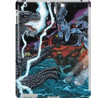 A Legendary Battle - Pt 1 iPad Case/Skin