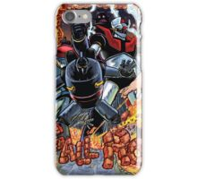 Calling All Robots iPhone Case/Skin