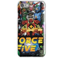 The Force Of Five iPhone Case/Skin