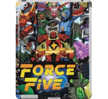 The Force Of Five iPad Case/Skin