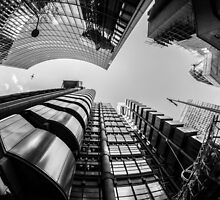 Highrise III by Hal Woodhouse