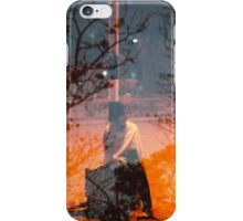 orange evening iPhone Case/Skin