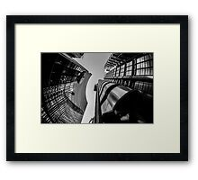 Highrise IIII Framed Print
