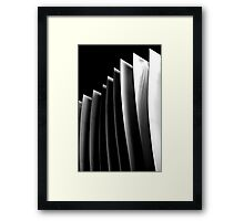 Turbulance Framed Print
