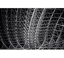 Roof Detail Photographic Print