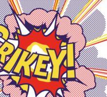 Crikey Roy! Sticker