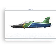 Hawk South Africa 2 Canvas Print