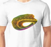 Fluid rainbow Unisex T-Shirt