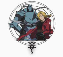 Full Metal Alchemist by InnerdMind