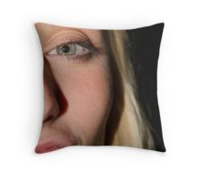 hotness Throw Pillow