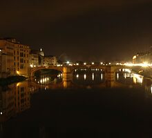 Night Life in Italy by Danielle Girouard