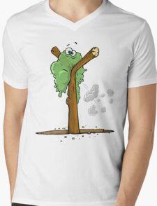Pooot! Mens V-Neck T-Shirt