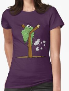 Pooot! Womens Fitted T-Shirt