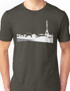 City Scape 3 Unisex T-Shirt