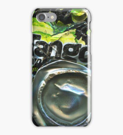 Tango Apple - Crushed Tin iPhone Case/Skin
