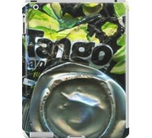 Tango Apple - Crushed Tin iPad Case/Skin