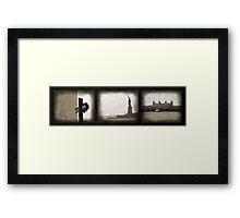 NYC Memory Framed Print