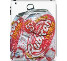 Rubicon Lychee - Crushed Tin iPad Case/Skin