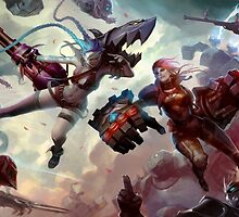 league of legend by Phton